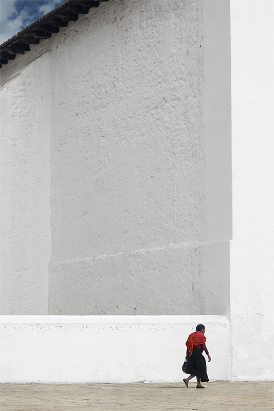 Street photography - Red is Red project