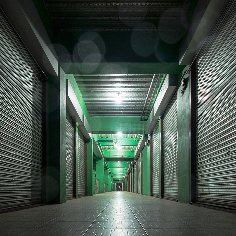 Street photography - Colors & lines